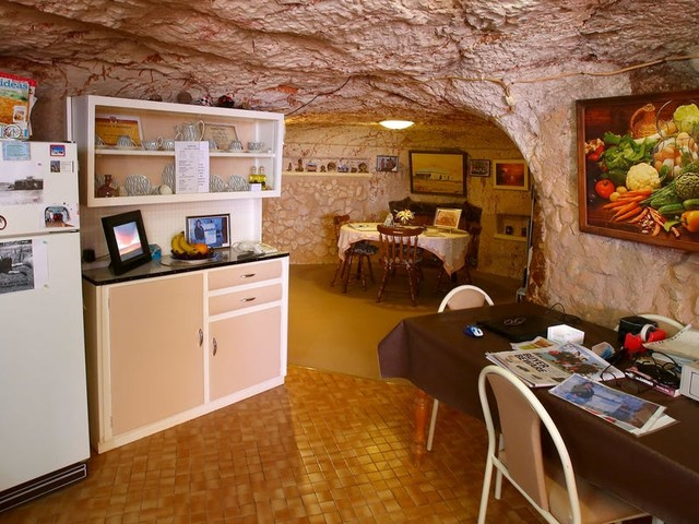 Inside Coober Pedy, the Australian mining town where residents live, shop, and worship underground