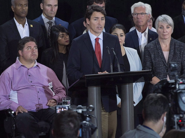 Federal Website Tracking Liberal Government Promises Is A 'Propaganda Tool,' Opposition Says