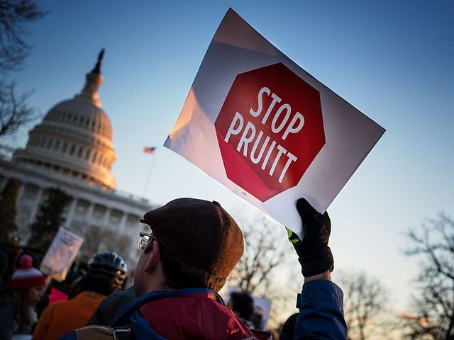Endless Pressure and Public Scandal Leads to Pruitt's Resignation as EPA Head