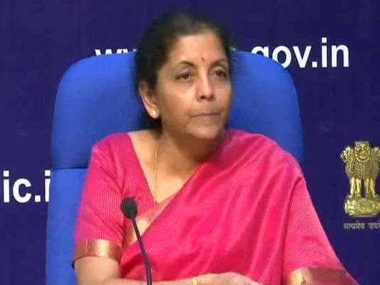 Indirect Tax Laws Being Amended To Ensure Simplicity: Nirmala Sitharaman