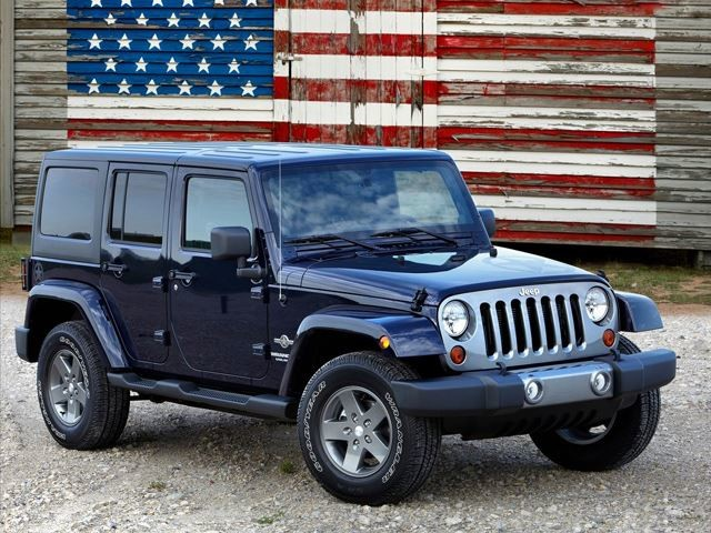 Yes, The Chinese Are Officially Trying To Buy Jeep