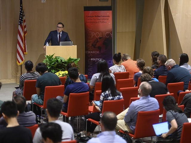 Carnegie Mellon Offers New Master's Degree in International Relations and Politics