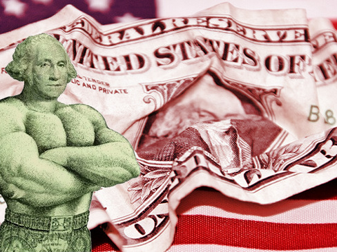 Dollar Pushed Higher Then Backed Off - Why?