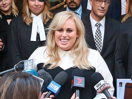 "Rebel Wilson Wins Defamation Case Against Magazine Publisher: ""I Had to Take a Stand"""