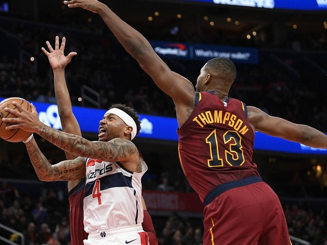 Thompson scores 21 in 113-100 win over Wizards