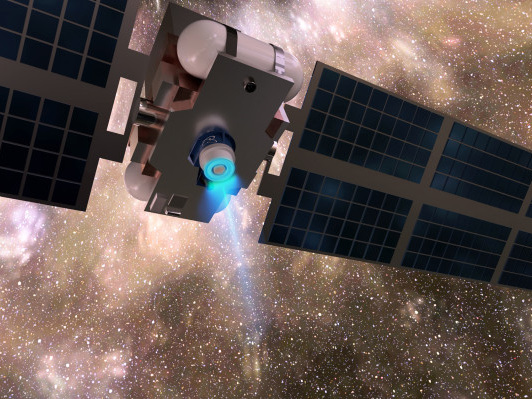 Orbion partners with U.S. Department of Defense on small satellite propulsion tech