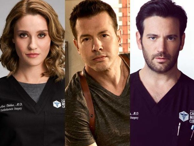 John Seda, Colin Donnell, and Norma Kuhling Are Leaving Chicago PD and Chicago Med