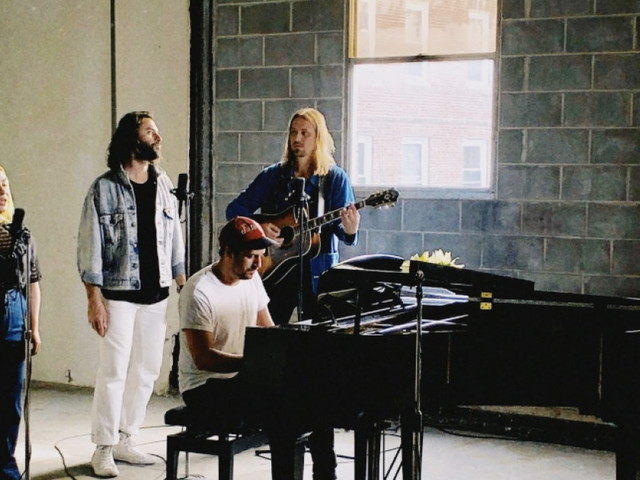 The Head & The Heart Releases 'Honeybee (Live Acoustic)' Video