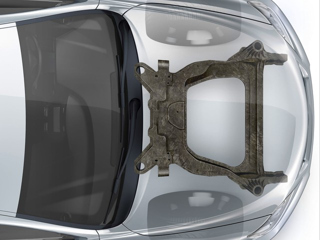 It's Decision Time for Ford's Carbon Fiber Subframe