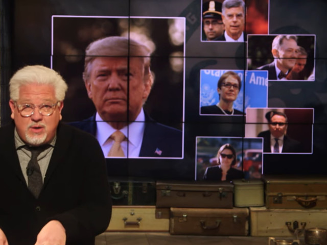 Glenn Beck: 'His fingers are on everything' — that's why Democrats are 'scared' of naming the whistleblower