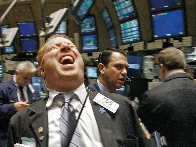 Dow soars 829 points after surprising jobs report shows unemployment fell in May
