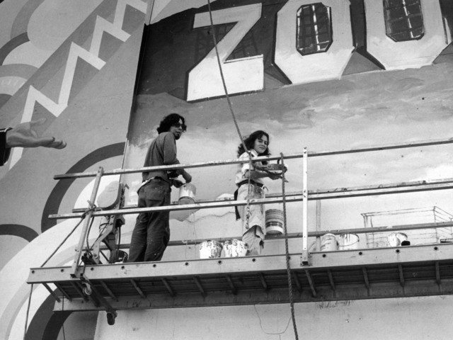 "One of Muralist Barbara Carrasco's Most Powerful Works Was Nearly Censored for Being ""Sexist"""