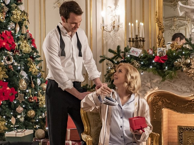 Pack Your Bags For Aldovia! Royal Baby Is on the Way in New Photo From Christmas Prince Film