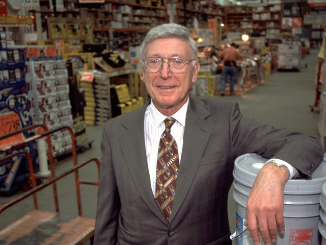 Meet Bernie Marcus, the 90-year-old billionaire founder of Home Depot, who is a major Trump donor and plans on giving most of his $5.9 billion fortune away
