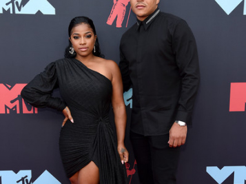 SHE SAID YES! Toya Wright's Boyfriend Robert Rushing Pops The Question At Reginae's Birthday Party