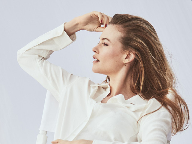 Behati Prinsloo Stars in 7 For All Mankind Spring/Summer 2019 Campaign