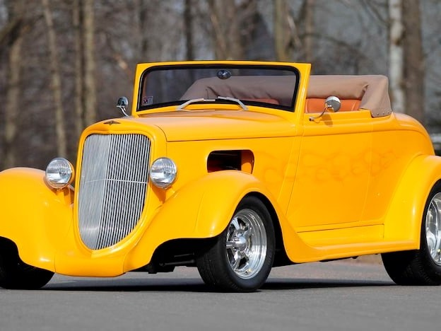 1934 Dodge Street--Rod