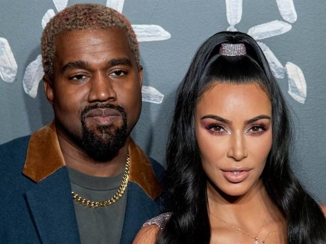 "Kim Kardashian & Kanye Celebrate Wrap of ""KUWTK"" Season 16"