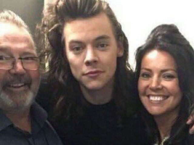 Harry Styles' Stepfather, Robin Twist, Dead At 57 After Cancer Battle