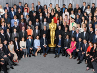 Oscar Nominees Luncheon's 2019 Class Photo: Check It Out