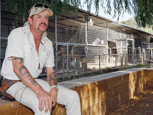 'Tiger King' Joe Exotic files $94M lawsuit over prosecution