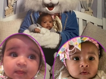 AWWWW! The YBF Kids Are Killing Us With Easter Cuteness