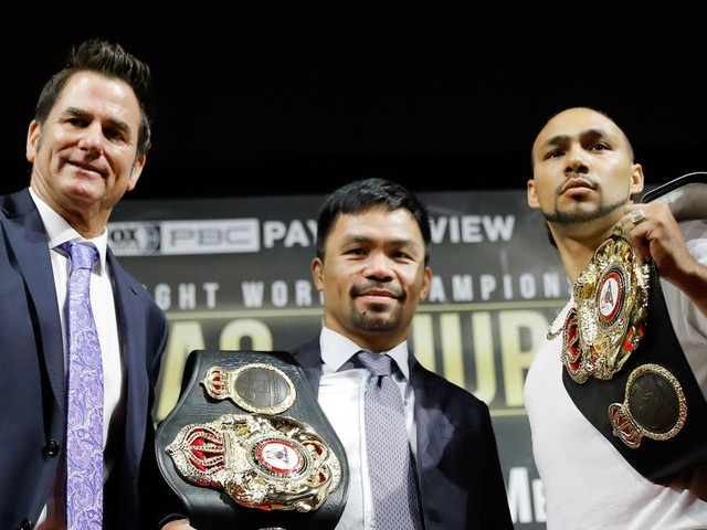 Pacquiao vs. Thurman preview and full fight week coverage