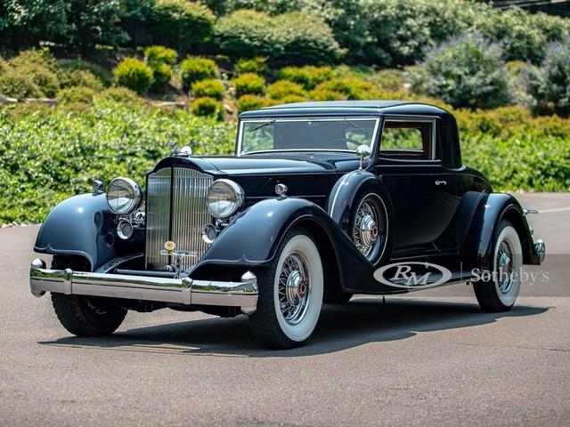 1934 Packard Limousine