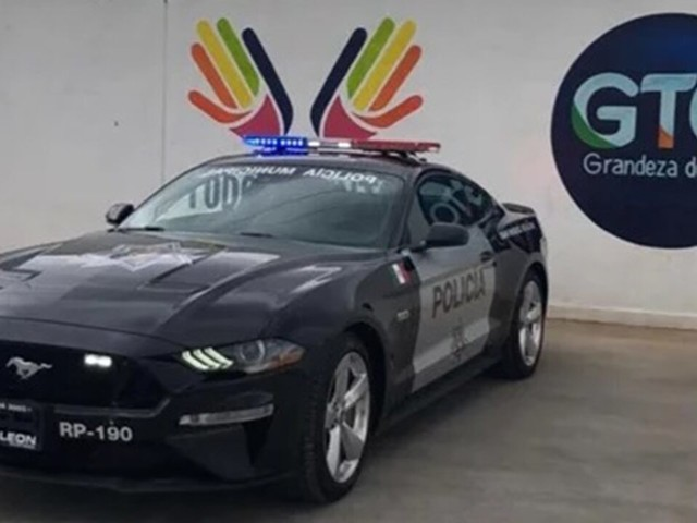 Ford Mustangs join Mexican police force, adding much-needed muscle to the fleet