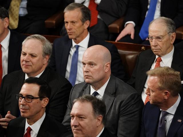 Whitaker says he won't testify unless Democrats drop their subpoena threat