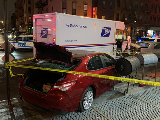 Homeless woman accused of stealing mail truck in NYC committed to mental hospital by judge