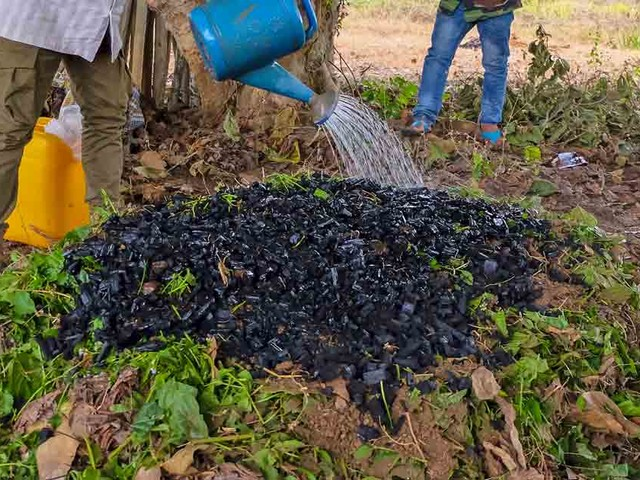 'Dirt Rich' — The Importance of Biochar and Regenerative Systems for Soil Health