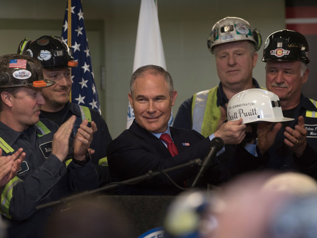 Why Trump's Plan to Repeal the Clean Power Plan Isn't Catastrophic