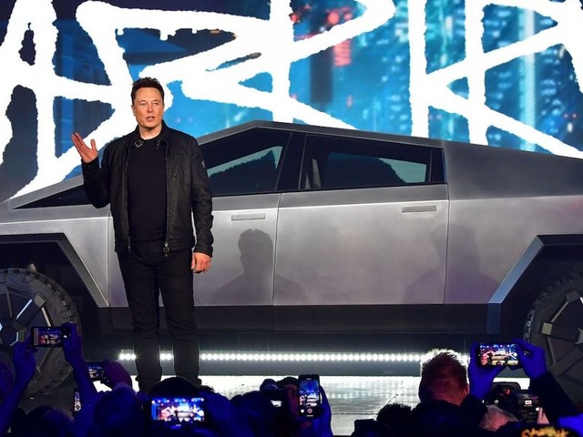 Elon Musk says Tesla is scouting locations for a Cybertruck factory in the 'central USA' (TSLA)