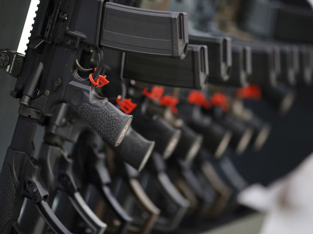 In Many States, You Can Buy An Assault Weapon At 18, But Can't Buy Beer