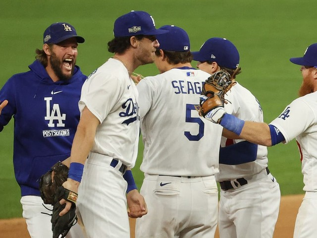 'The job's not done': Dodgers beat Braves in Game 7 thriller to complete comeback, reach World Series