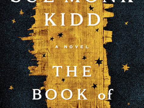 Sue Monk Kidd's next novel imagines a married Jesus