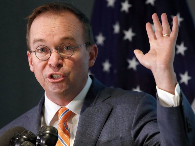 Judge denies restraining order to halt Mulvaney's appointment as acting CFPB director