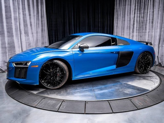 2017 Audi R8--V10--Plus Coupe V10+