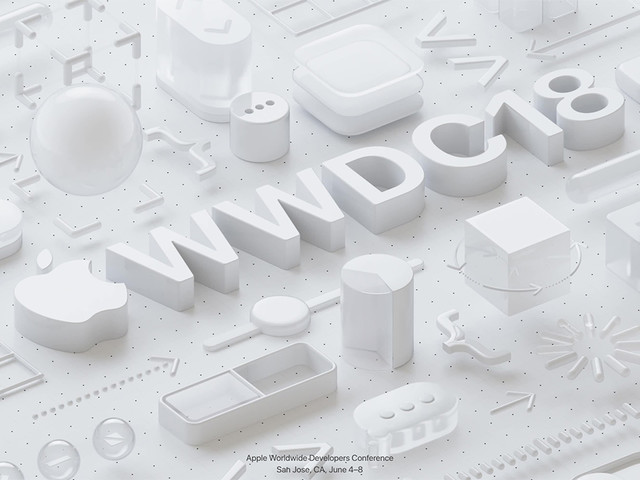 Apple confirms WWDC 2018 keynote for June 4th