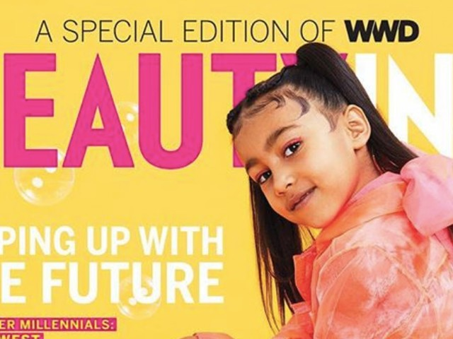 North West's 'Beauty Inc.' Magazine Cover Positions Her As A Beauty Mogul In The Making