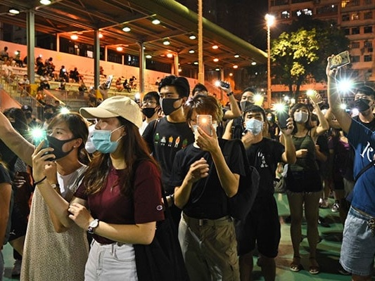 Hong Kong Gears Up For Pro-Democracy Rally After Latest Weekend Of Unrest