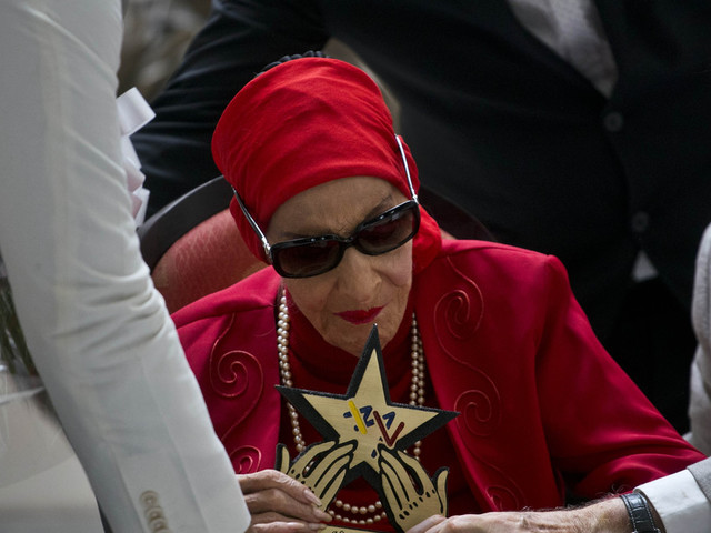 Alicia Alonso, the grande dame of Cuban ballet, has died
