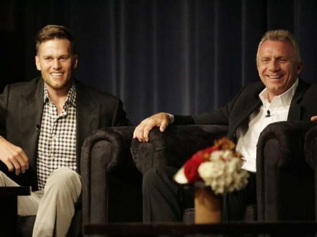 Joe Montana Warns Patriots' Tom Brady Entering Free Agency
