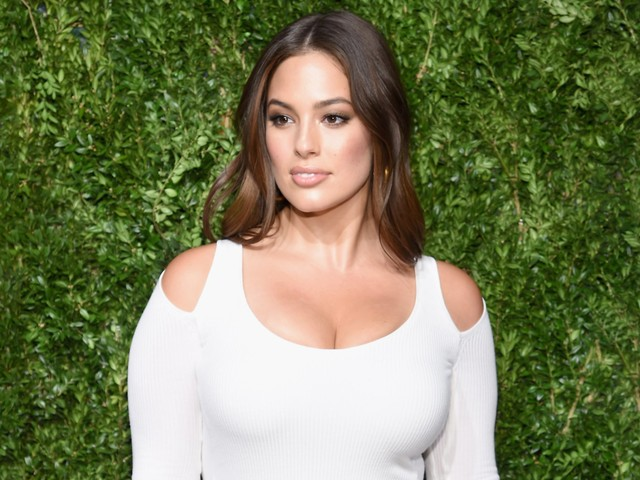 Ashley Graham's Latest Style Muse? Steve From Blue's Clues