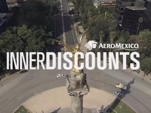 AeroMexico's DNA Discounts