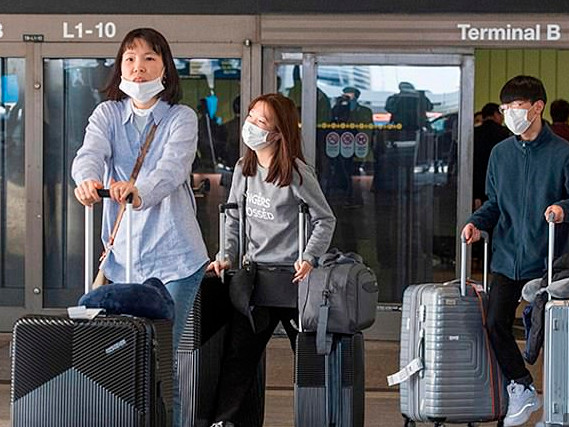 China's Tourism Ministry Warns Travelers To Avoid US Over 'Racist' Treatment Amid Outbreak