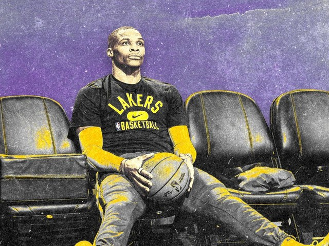 The Lakers Are Still Figuring Out What It Means to Let Westbrook Be Westbrook