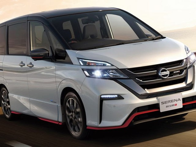 New Nissan Serena NISMO Arrives On Japan's Roads