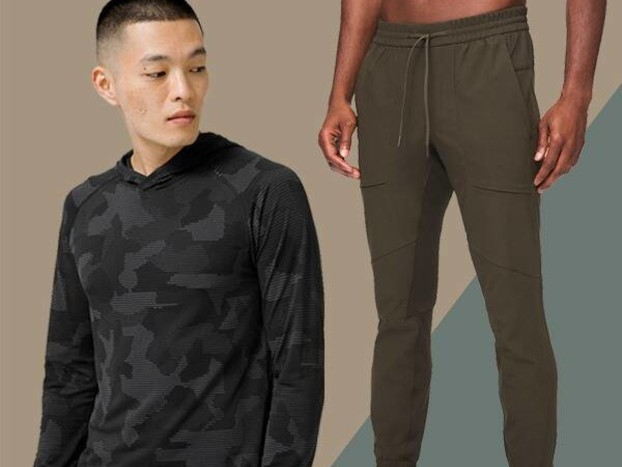 Don't Sleep on Lululemon's Men's Activewear & Clothing